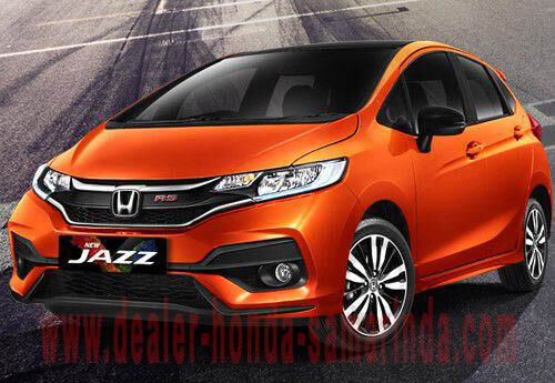 Riview-New-Honda-Jazz-Facelift-Samarinda