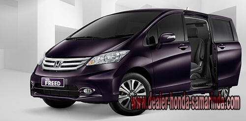 Harga All New Honda Freed 2018 samarinda