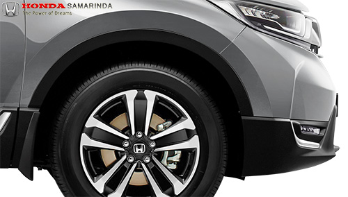 Alloy Wheel Design CR-V Prestige