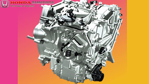 CVT with Earth Dreams Technology