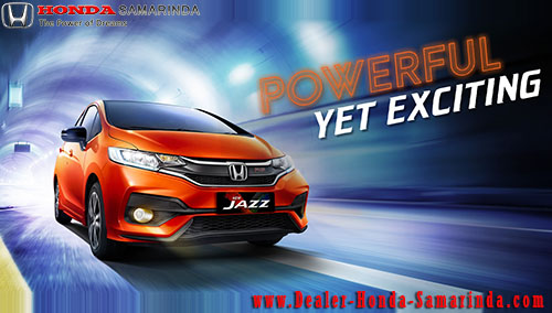 Spesifikasi New Honda Jazz 2018