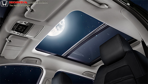 Sunroof Honda CR-V 2018