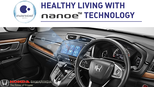 nanoeTM Technology Honda CR-V